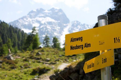 Wandern im Pitztal: Das Tal bietet im Sommer zahlreiche Wanderrouten mit fantastischen Ausblicken und leckeren Einkehrmöglichkeiten. #DachTirols