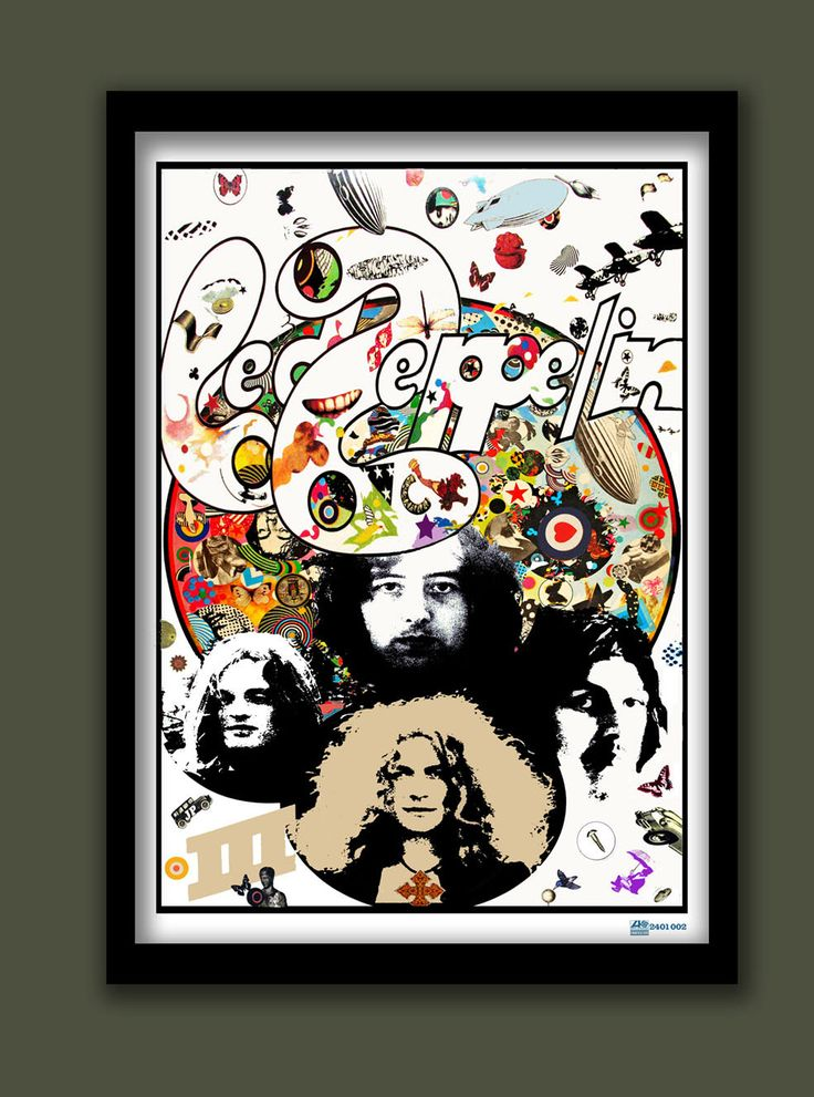 Led Zeppelin Poster. Led Zeppelin III Promo . Large A2  (40 x 60 cm )  Print by differentposters on Etsy https://www.etsy.com/listing/250884808/led-zeppelin-poster-led-zeppelin-iii