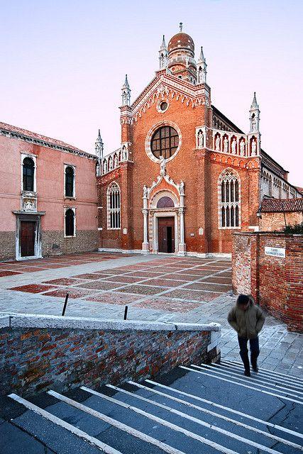 Campo Madonna dell'Orto, Venice, Italy