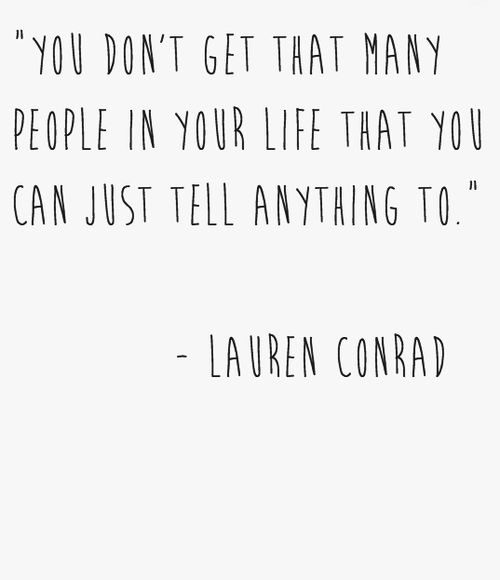 Love a good LC quote