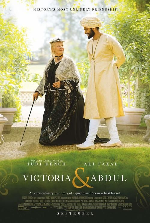 Victoria and Abdul (2017) Full Movie Streaming HD