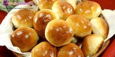 Milk Rolls ( panini al latte ) Recipe - EverybodyLovesItalian.com