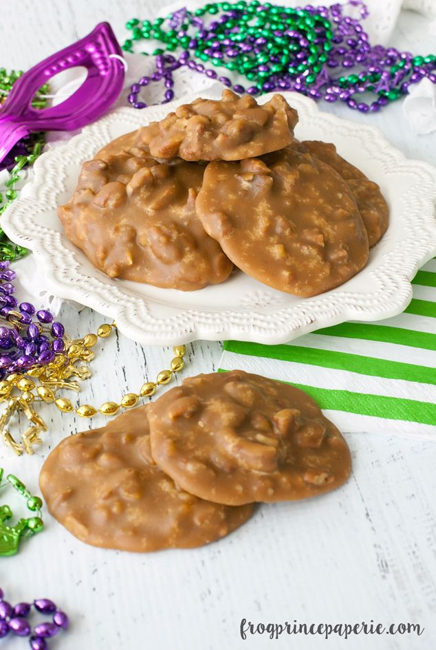 Celebrate the season with a bit of New Orleans. A perfect pecan praline recipe is just the way to do it!