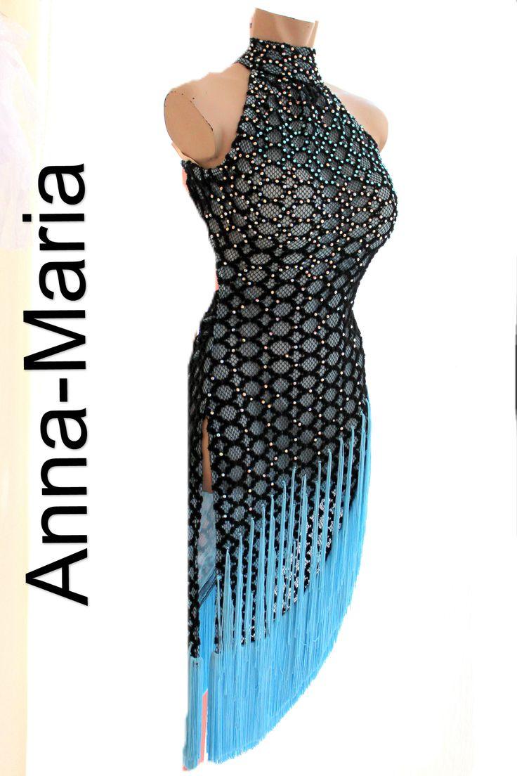 latin dress by Anna-Maria