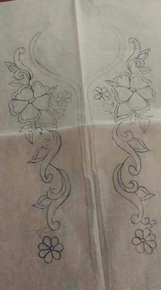This is an embroidery design, this would make a great tattoo