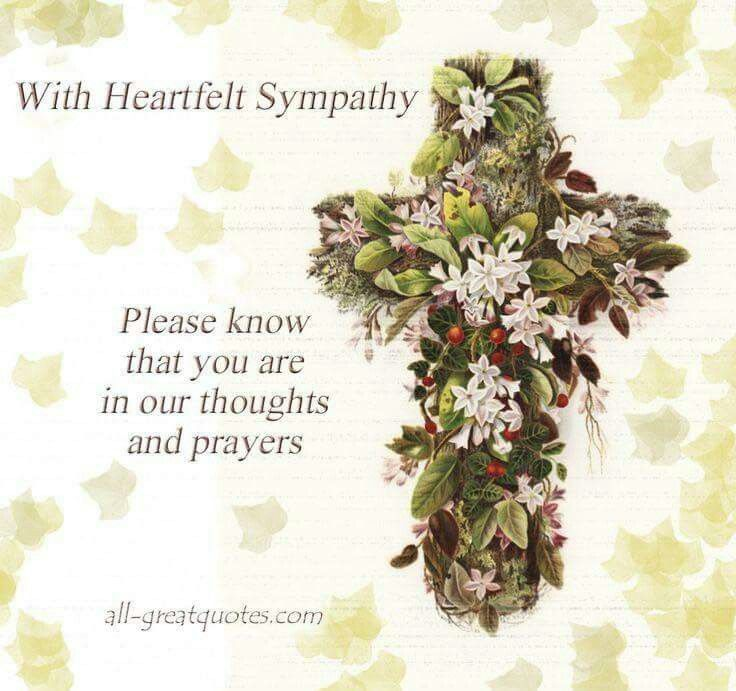 Best Sympathy Cards Images On   Cards Condolence