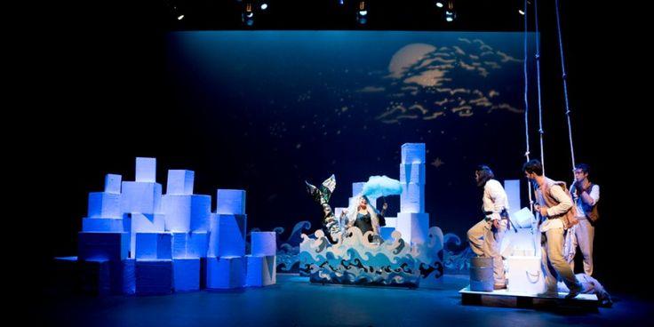 Ο Οδυσσεβάχ της Ξένιας Καλογεροπούλου στην Παιδική Σκηνή του ΔΗ.ΠΕ.ΘΕ.Πάτρας