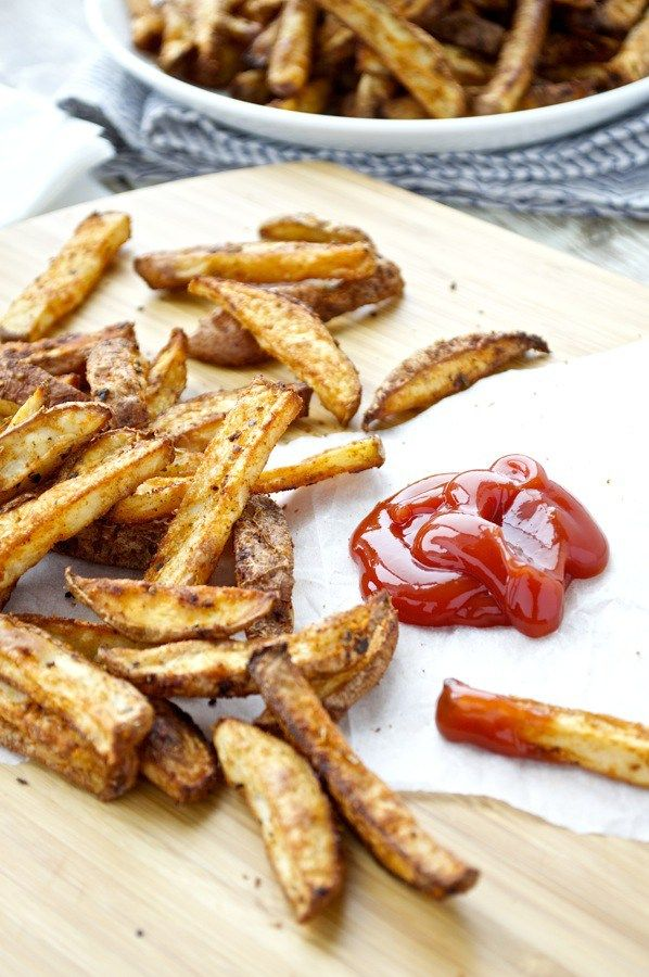 1000+ ideas about Crispy Oven Fries on Pinterest | Oven ...