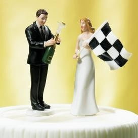 Victory! Cake Topper