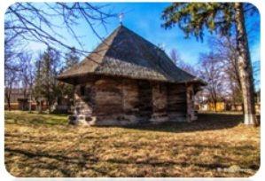 Biserica de lemn cu hramul  Sfantul  Dumitru  se afla  in satul Vorniceni din ju ...  The wooden church dedicated to St. Dumitru is located in the village of Vornicen ... MORE DETAILS HERE