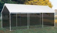 Screen tent for a million uses or more.