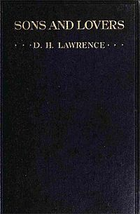 Sons and lovers - D.H. Lawrence: Lawrence, Books Beautiful, Books Worth, Banned Books, List, Favorite Books, Beautiful Books, Challenged Books, Books Reading