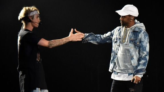 Justin Bieber brings out Chance the Rapper and Big Sean on Purpose Tour