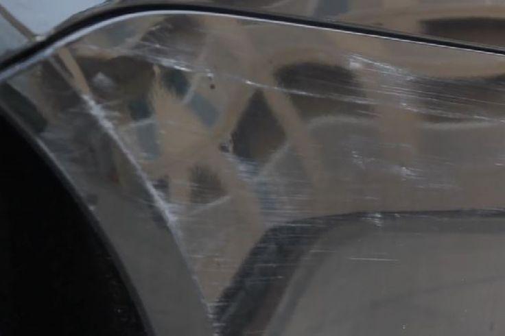 Vous avez des égratignures sur votre voiture ? Voyez ce que peut faire le WD 40 !