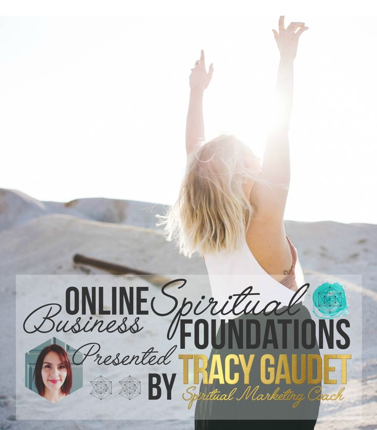 Have an online spiritual business? Get your foundations set with this course