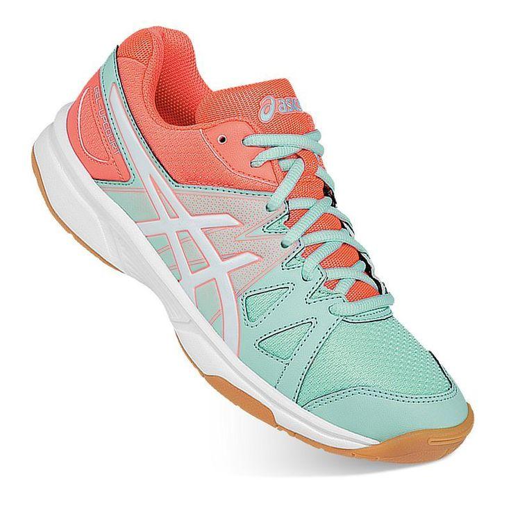 ASICS GEL-Upcourt Women's Volleyball Shoes, Size: 11, Brt Blue