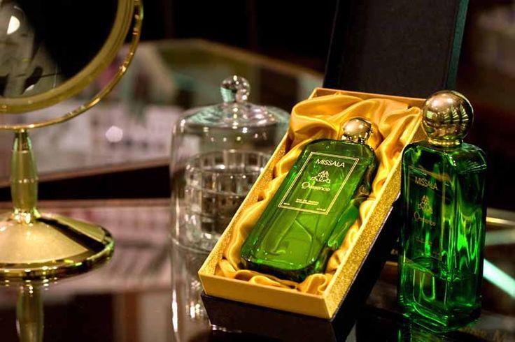 Quessence by MISSALA. Kompozycja powstawała we francuskim mieście Grasse, światowej stolicy perfumiarstwa, we współpracy z Jean-Claudem Astierem, który tworzył zapachy dla takich marek, jak: Jacomo, Shiseido, Menard, M.Micallef.