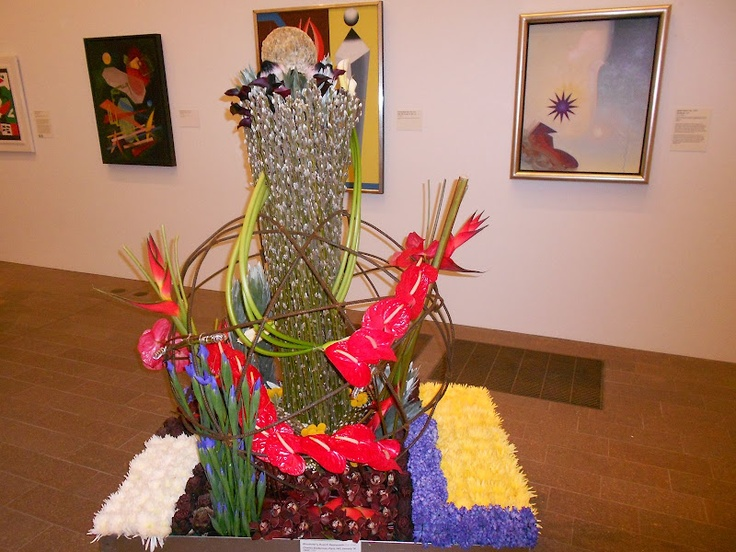 Gorgeous @Bouquets to Art (SF)