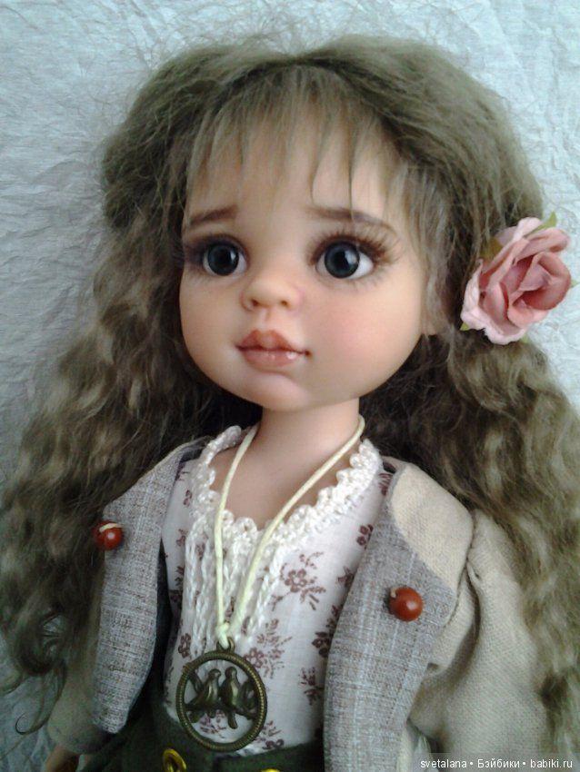 Лянка. ООАК куколки Паола Рейна / Paola Reina, Antonio Juan и другие испанские куклы / Бэйбики. Куклы фото. Одежда для кукол