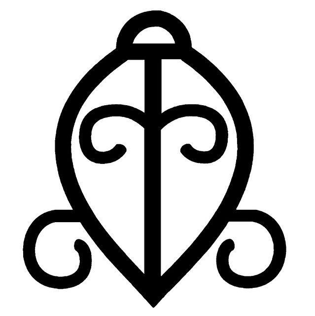 Swahili Power of Love Symbol