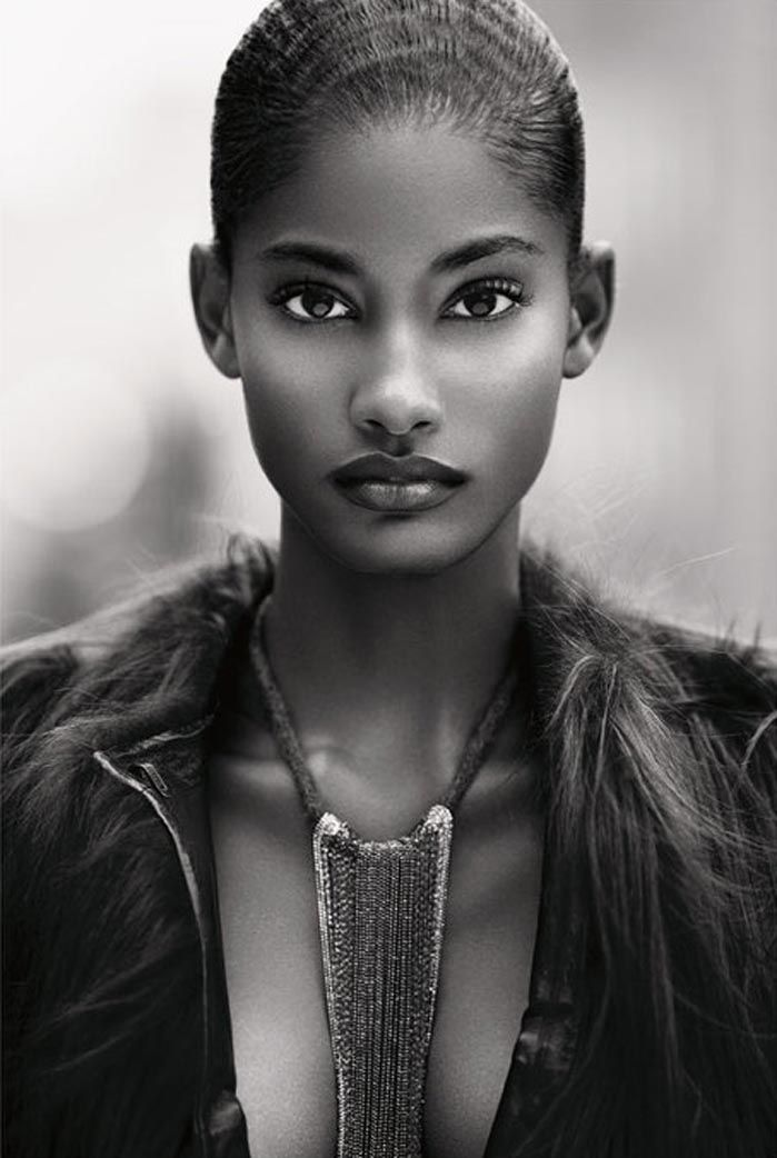 Model Melodie Monrose. Absolute Beauty. -Kay