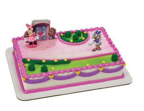 1 Disney Mickey Mouse Hat Decoset Birthday Cake Topper Party Decor Decoration