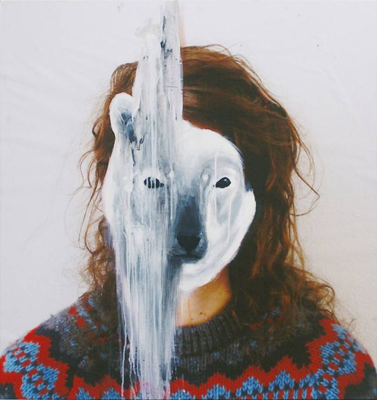 ANIMAL | 6 Painting by Charlotte Caron