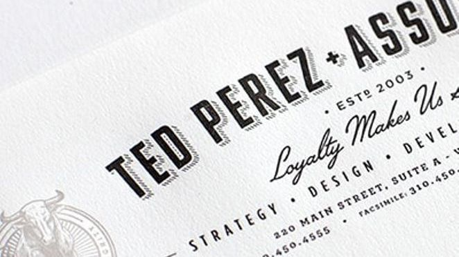 An eye-catching letterhead design can help you win work. Here are some gorgeous examples.