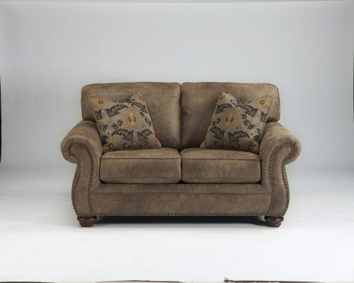 Signature Design By Ashley Living Room Loveseat 3190135 At Sims Furniture  LTD In Red Deer, AB