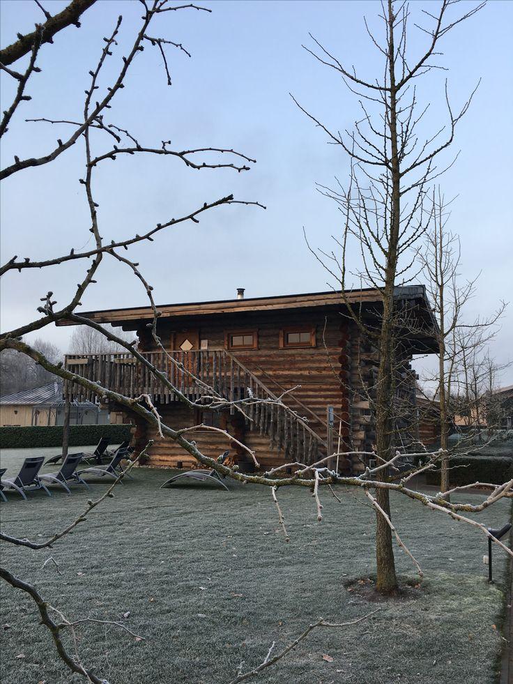 Wild observatie sauna