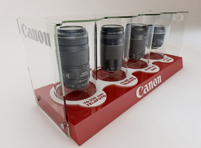 Point of Purchase Design | POP Design | Electrical POP | canon by Enrique Ortega Venzor at Coroflot.com