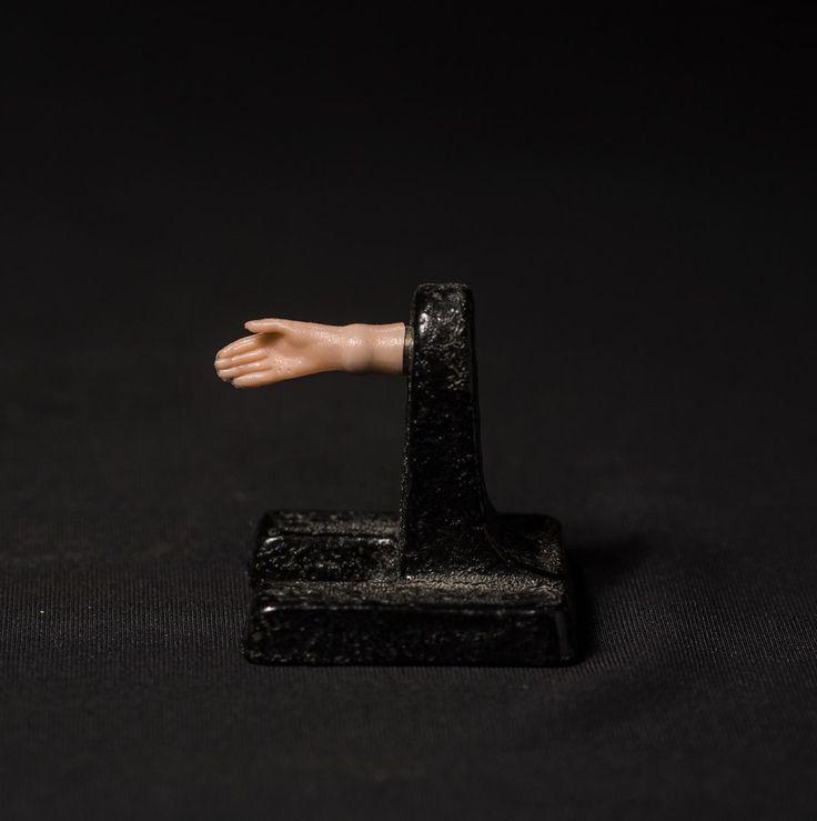 """""""Начало конца"""" #хоррор #куклы #ужас #ручная работа #боль #страх #фетиш #зло #жестокость #жуть #кошмар #арт"""