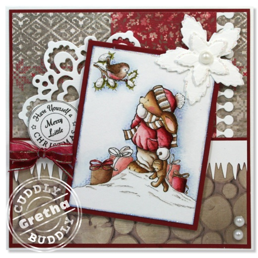 Toby Tumble Hello There! < Ideas | Cuddly Buddly Crafts