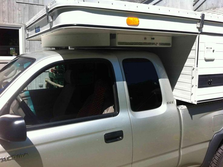 "Toyota Pickup 4x4 >> Wind deflectors - Buckland says, ""I have noticed about a 1 to 1.5 mpg improvement and it looks ..."