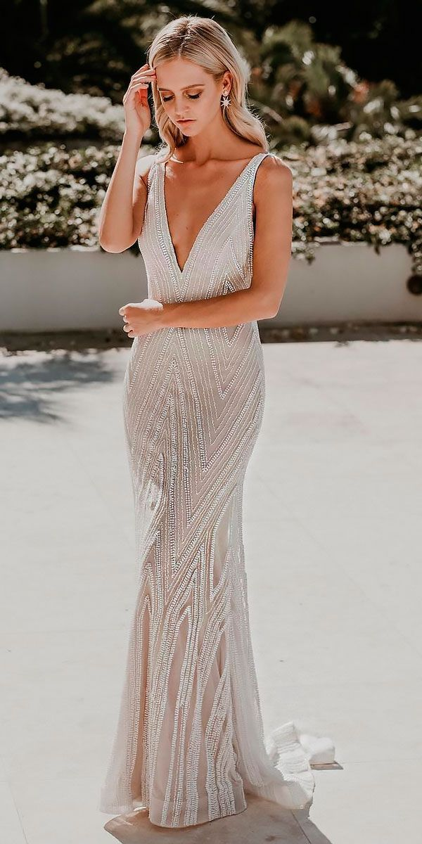 Best 25+ Revealing wedding dresses ideas on Pinterest