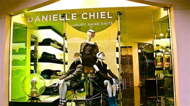 Belle Flaneur cocoons Danielle Chiel & Mie+Picchi | Belle Flaneur