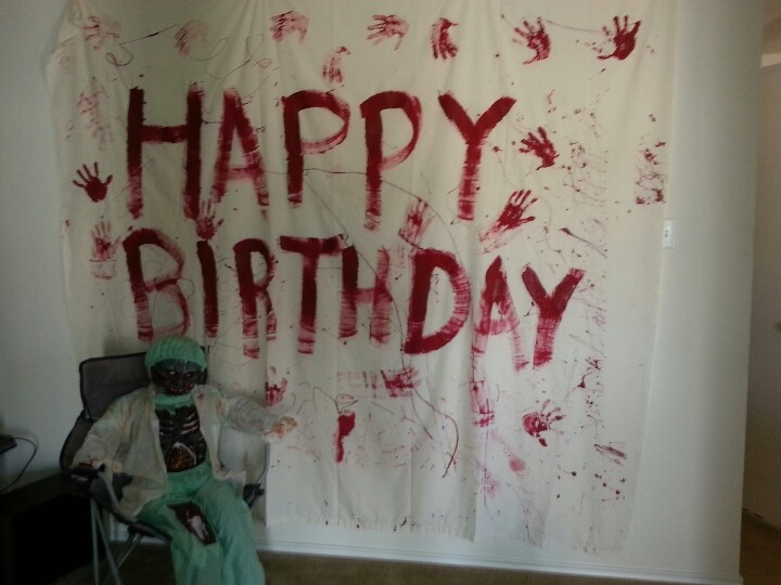 Best 25 Zombie party decorations ideas on Pinterest DIY zombie