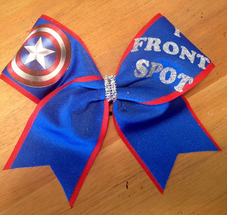 super hero cheer bow , blue cheer bow , cheerbow , cheer bow , i front spot cheer  bow by Bellabows76 on Etsy https://www.etsy.com/listing/186994269/super-hero-cheer-bow-blue-cheer-bow