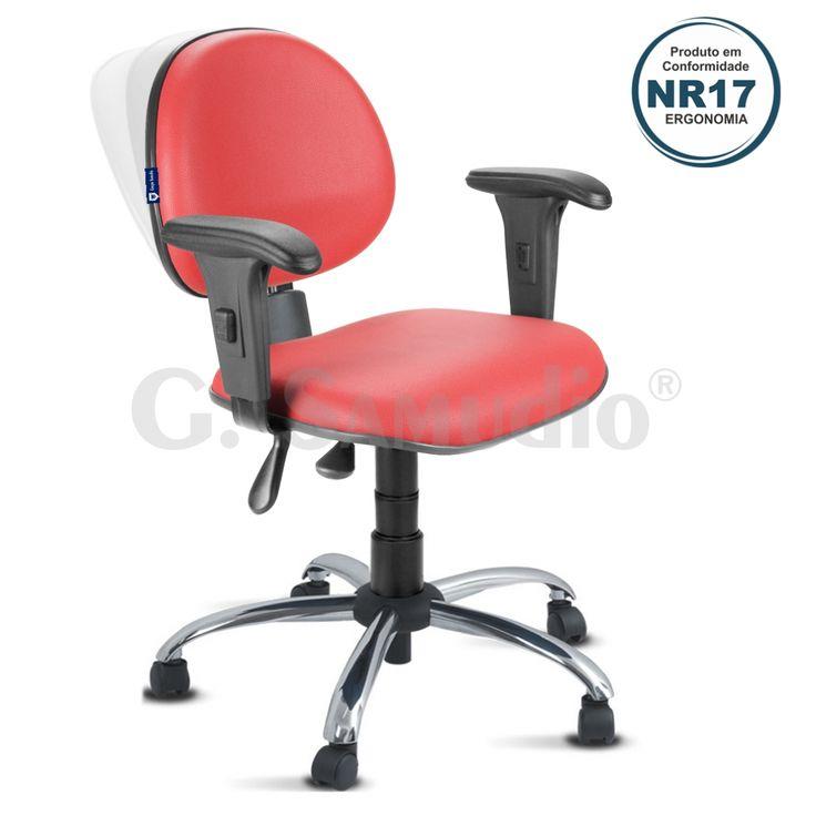 Cadeira Back System Sao Jose dos Pinhais