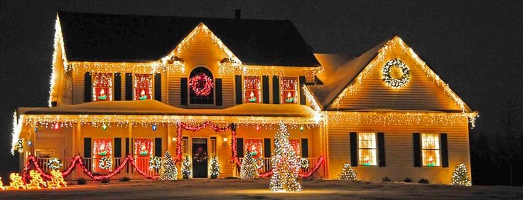 If you hire a company to perform your Christmas lights installation, then you'll need to plan ahead and get on their list while they still have openings.