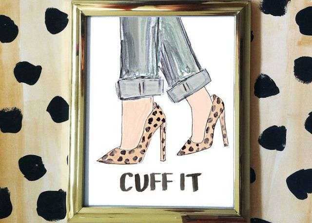 That Grl in High Heels: Suffering from Fashion Cuff