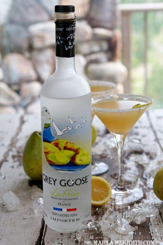 Blissful Pear Martini | FamilyFreshCooking.com