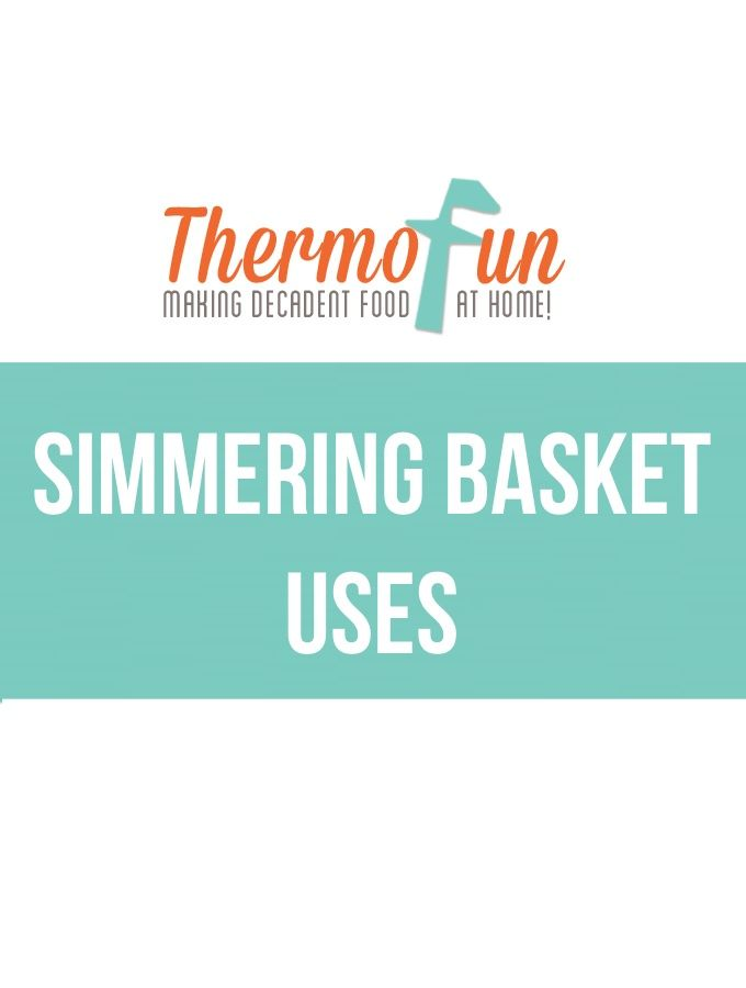 IMPORTANT TIPS When using the simmering basket it should always be in the position shown here when you start: the hole where your spatula goes should be where the handle of the bowl is.