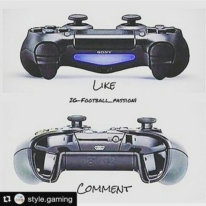 Xbox or PS?  Credit @style.gaming  #gaming #memes #Xbox #ps4 #Cod #bo3 #blackops #infinitewarfare #likeforlike #followforfollow #follow #dankmeme #memes #gtav #dankmemes #funny #girlgamer #callofduty #like4like #follow4follow #girl #ass #likeforfollow #followforlike #mom #freemods  #codfunnies #gaintrick#gta5moddedaccounts