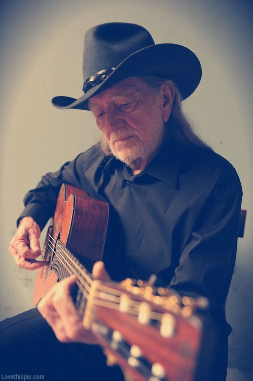 Willie Nelson celebrities music country guitar