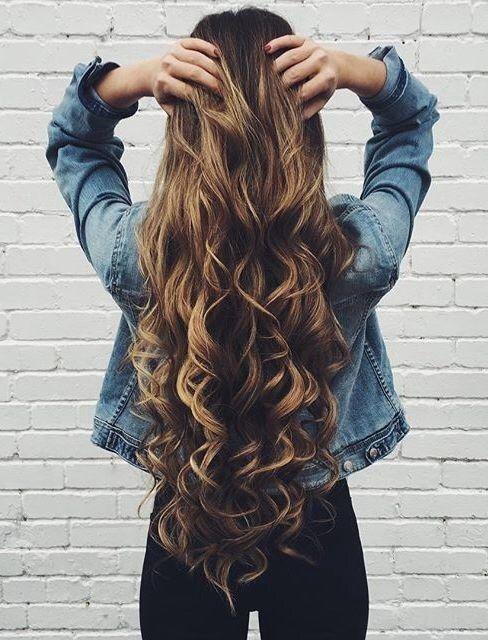 кудрявые волосы, красота, мода, длинные волосы