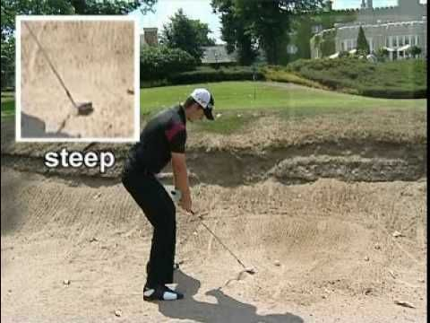 ▶ Go Shallow For Bunker Success With Justin Rose - YouTube