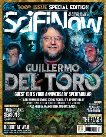 Stylish, smart and effortlessly cool, SciFiNow is the world's best science fiction, fantasy and horror magazine offering the geekiest coverage of the latest movies, TV shows, comics, books and collectibles.