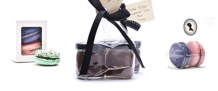 Mini Caramel Spread and Bombonieres By Josephine