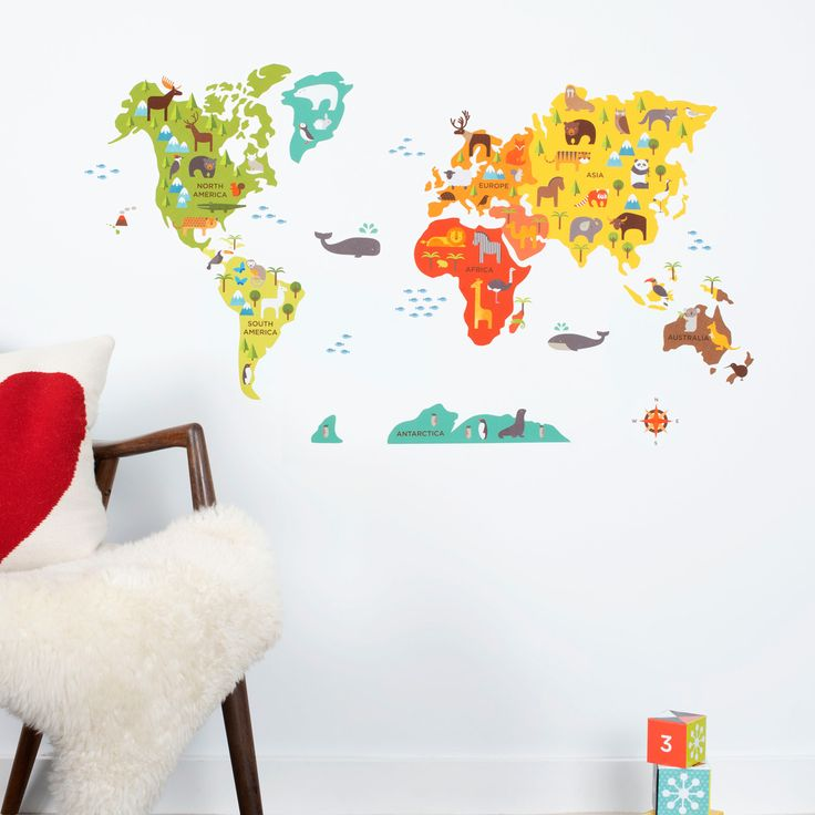 The 25 best map fabric ideas on pinterest travel theme nursery world map fabric wall decal last day to save 100 on every 500 with code gumiabroncs Choice Image
